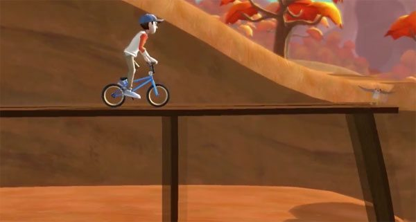 Pumped BMX To Be Released on X-Box, Playstation, WII