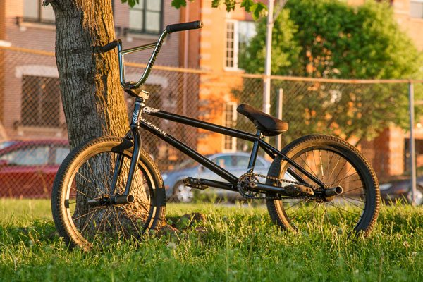 Trent McDaniel Bike Check