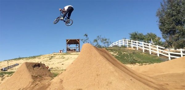 Deluxe BMX – Southern California Trails Trip 2015