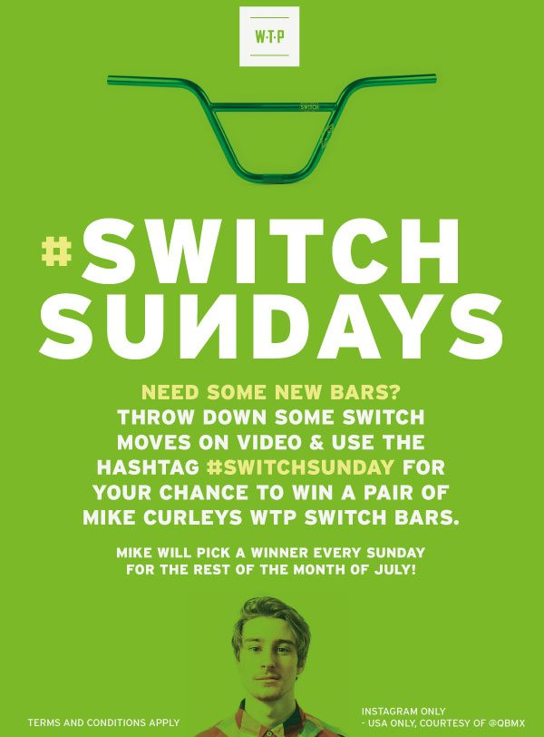 Wethepeople – Switch Sundays Giveaway