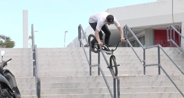 Federal Bikes – Split Series: Jason Eustathiou and Roy Van Kempen