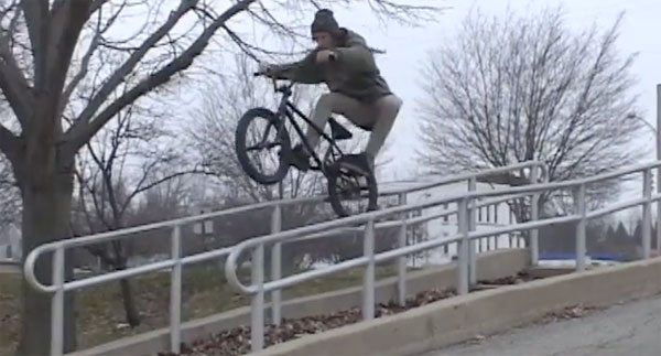 """The Daily Grind – Jake Coulson """"Hard Times"""""""
