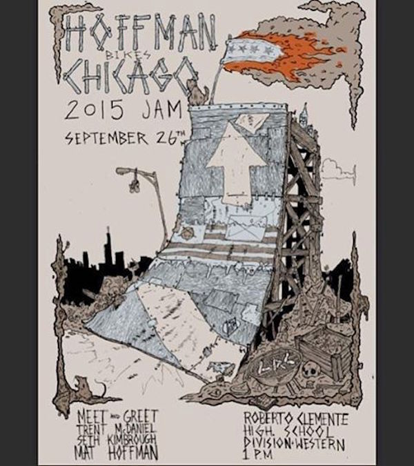 Hoffman Bikes Chicago Jam Updated Flyer