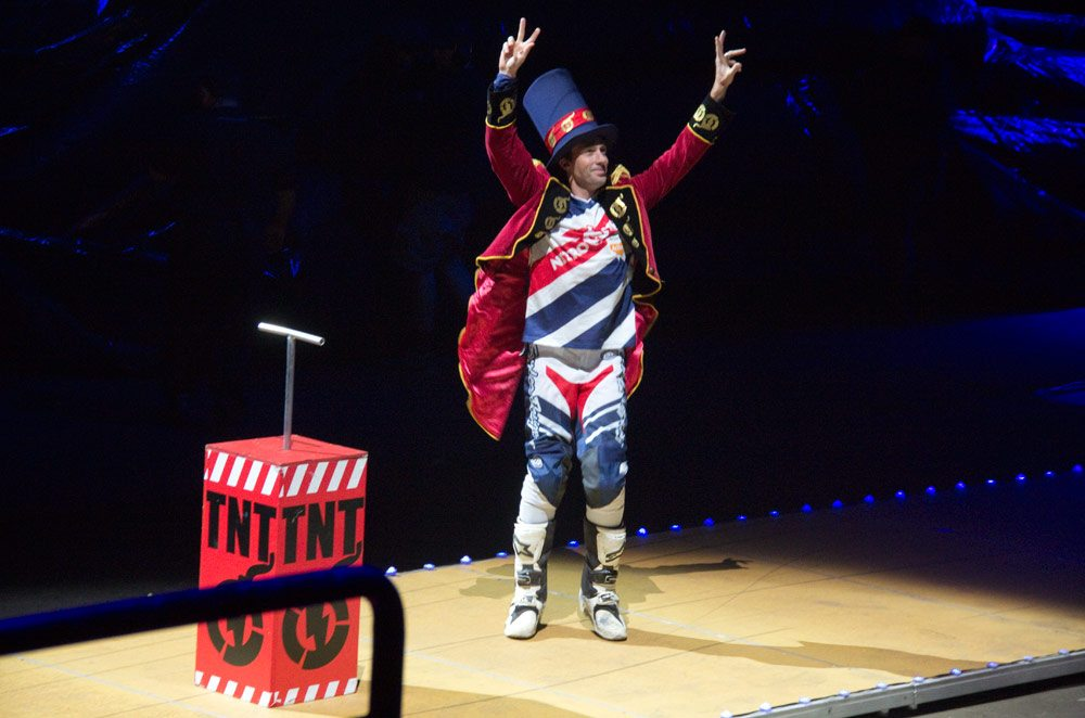 Travis Pastrana Nitro Circus