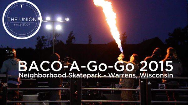 Baco-A-Go-Go 2015 Highlights
