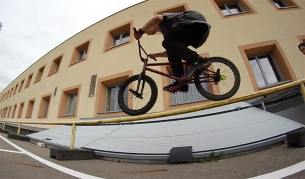ParBMX X Flybikes – Simonas Norkus 2015 Video