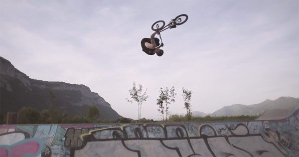 Vocal BMX – Brock Horneman 2015