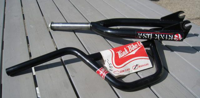 Kink Empire BMX fork