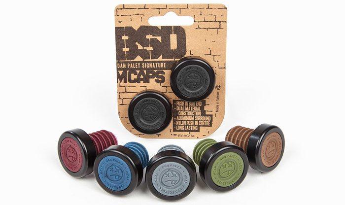 BSD M-Caps BMX Bar Ends