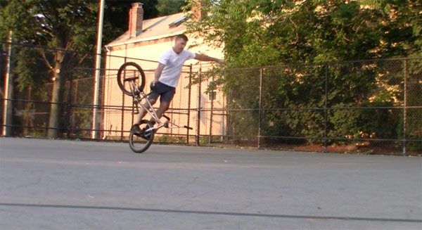Quest BMX – Battle Frame Promo