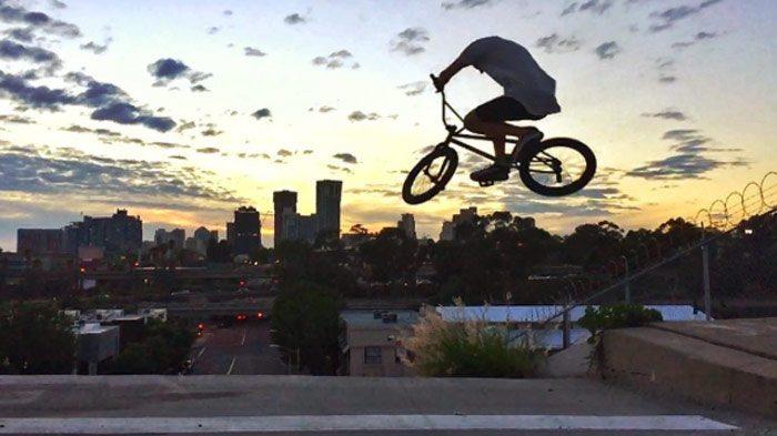 Miles Rogoish Quits Stranger BMX Retires from professionally riding BMX