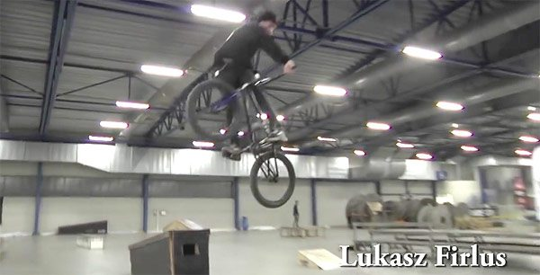 Riding, Filming and Chilling with the GOP BMX Crew