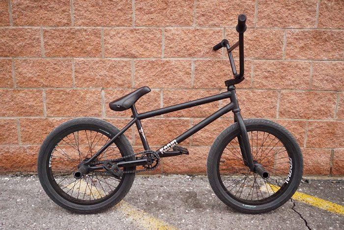 Dean Hartley On Radio Bikes + Bike Check
