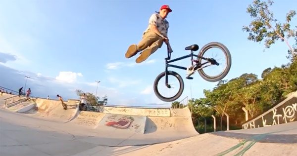 Dream BMX – Caique Gomes Welcome Video