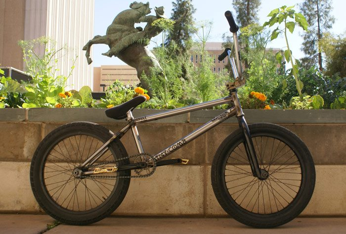 Jeff Wescott Bike Check