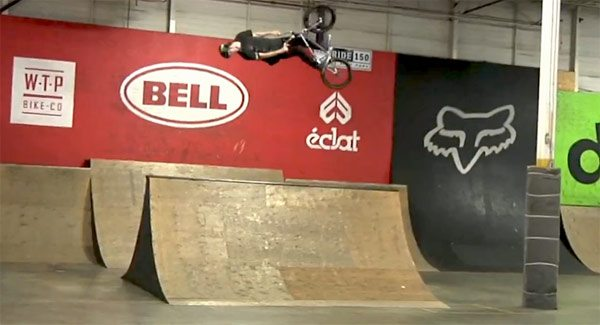 DK Bicycles – Mike Varga Destroys Joyride 150