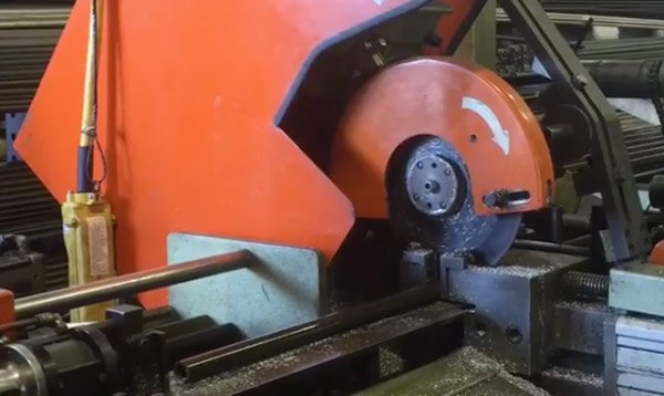 How BMX Handlebar Tubing Is Cut