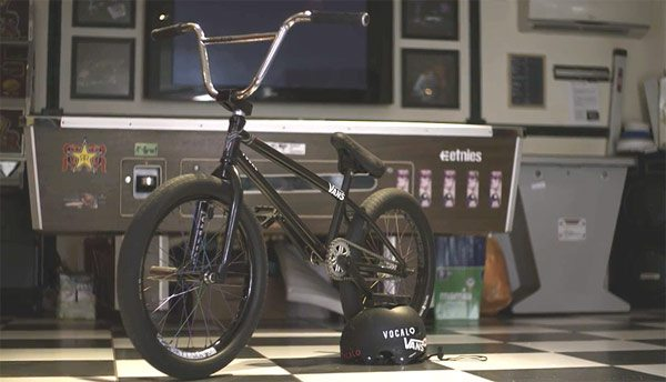 Vocal BMX – Jack Clark Video Bike Check