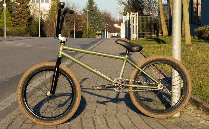 Max Gaertig Bike Check