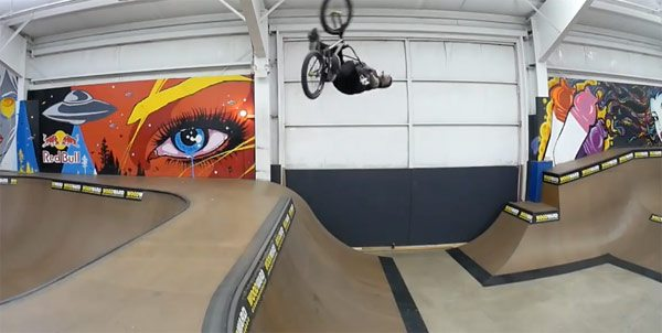 Ola Selsjord – Straight Fire At Woodward East