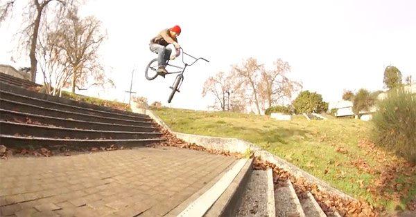 Foundation BMX Co. – Alaric Streiff Winter Edit