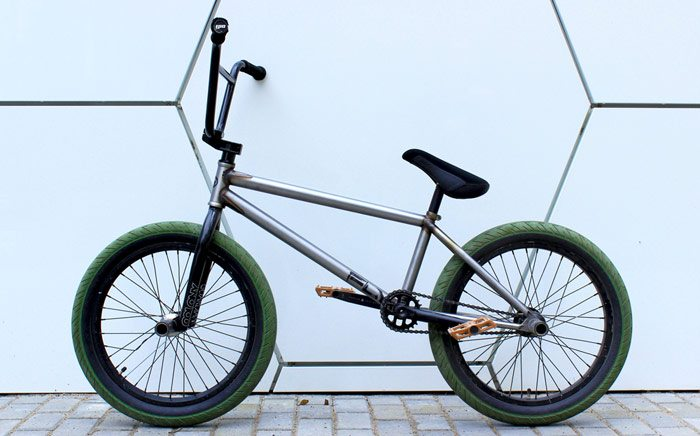Simonas Norkus Bike Check
