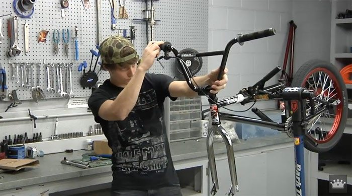 How To Build a Complete BMX Bike Out of the Box