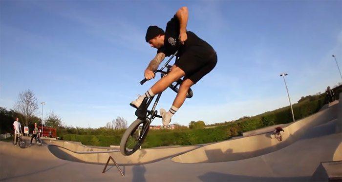Villa Road – Saffron Walden Skatepark Session