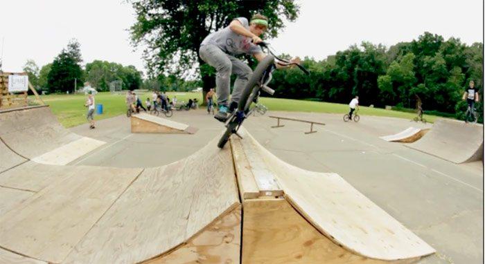 Brimstone Bicycles Jam at Canal Fulton Skatepark