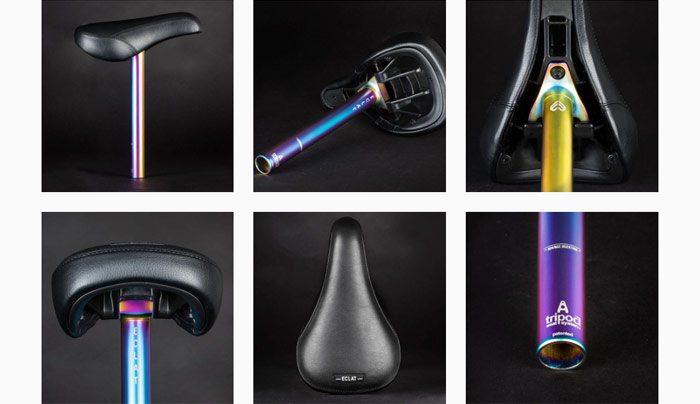 Sneak Peek: Eclat BMX – BIOS Tripod Seat
