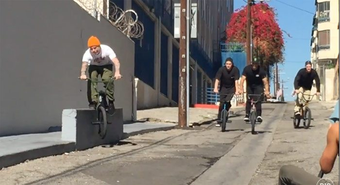 In The Cut – LA Filming Mission with Monster Energy
