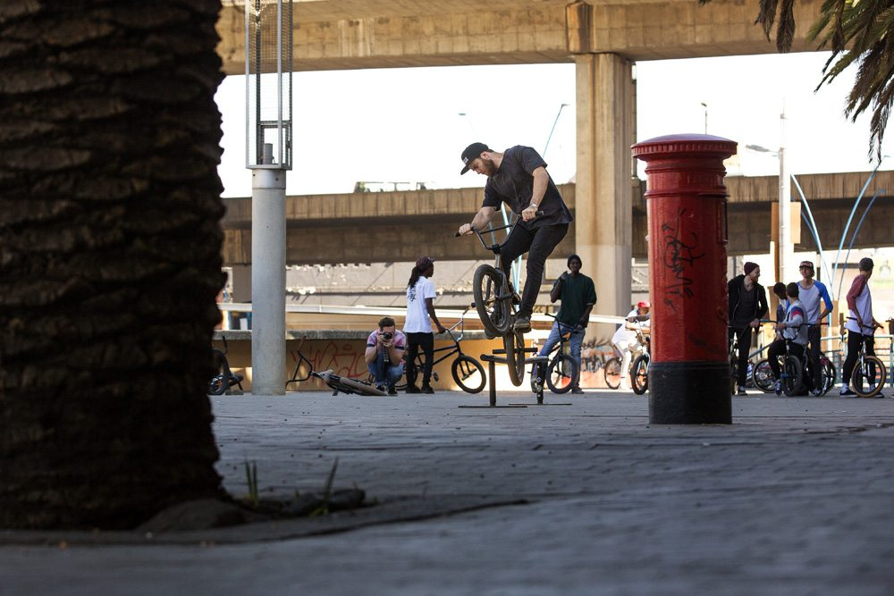 4 - Hann Jansen - Putting his flat skills to use at Africa Museum