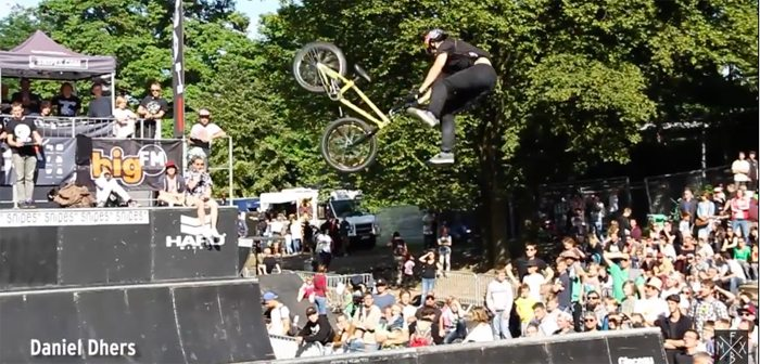 BMX Cologne 2016 Highlights