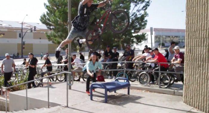 Peep Game – Occupy San Diego Street Ride