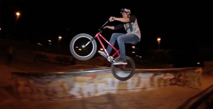 "Role Crew – Pedrim Henrique ""Cinzas"" Section"