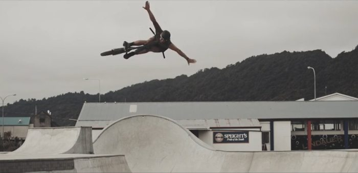 Red Bull – The Ultimate New Zealand BMX Road Trip