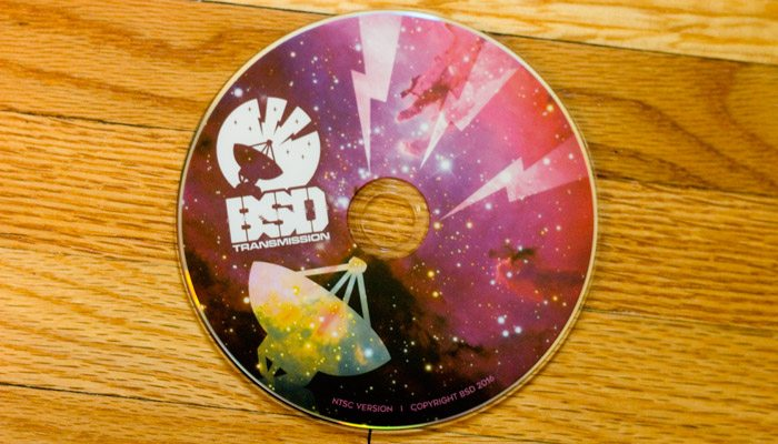 "Review: BSD – ""Transmission"" DVD"