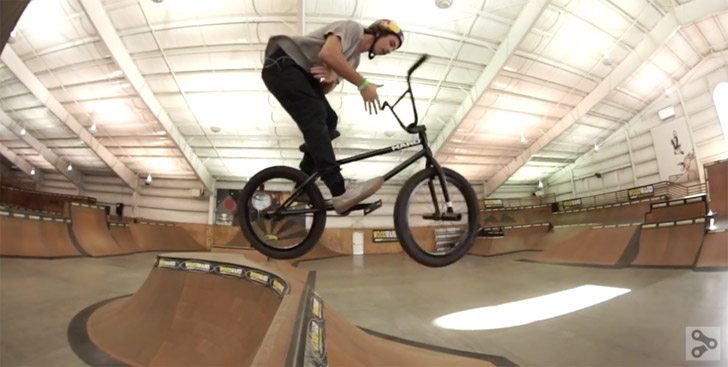 How To Barspin Rewind with Tyler Fernengel