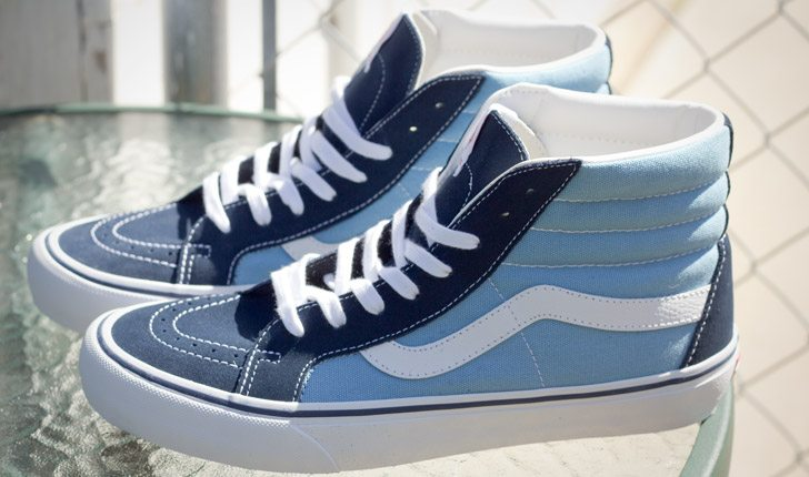 3dab6c6cf6a0 Insight  Vans 50th Anniversary SK8-Hi Pro Shoes