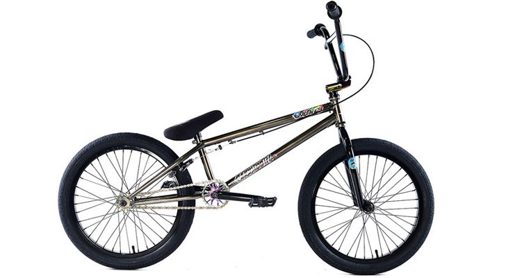 Colony BMX – 2017 Sweet Tooth Pro Complete