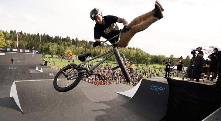 FISE Edmonton – BMX Park Semi-Finals