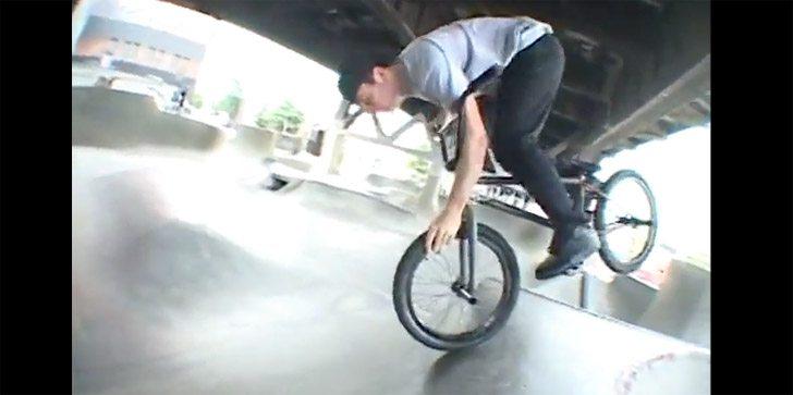 "Goods BMX – Shawn McIntosh ""Shred Boner"" Section"