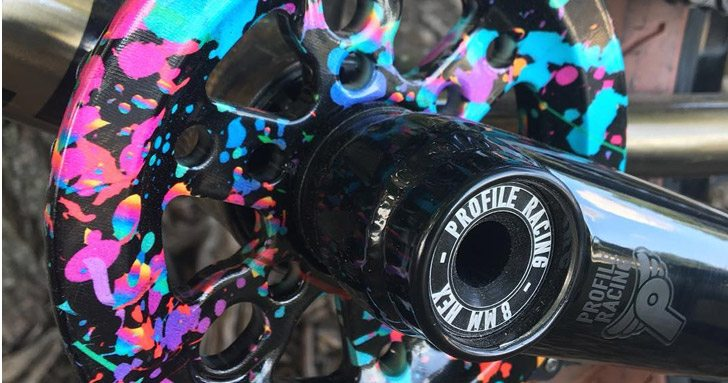 Madera – Party Paint Signet Sprocket