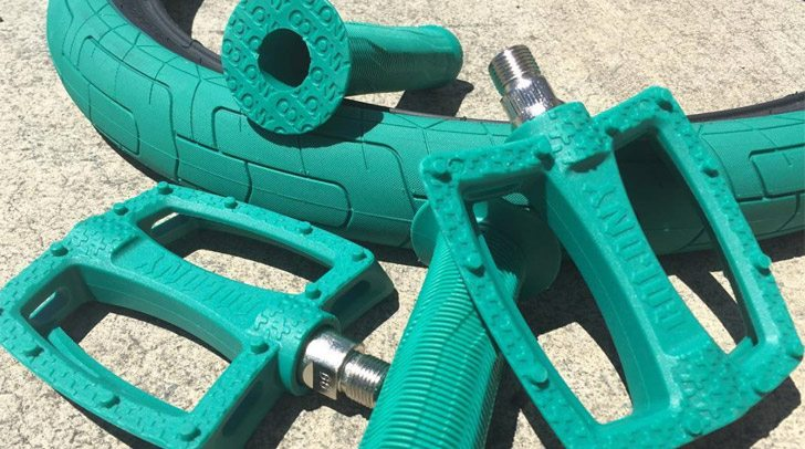 Sneak Peek: Colony – Emerald Colorway
