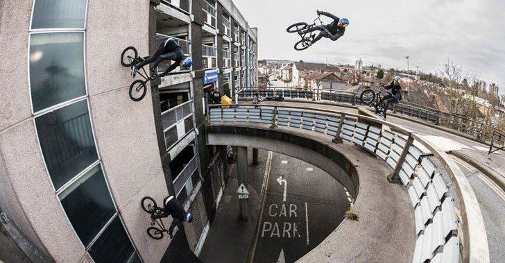 "Sebastian Keep - Jumping Off Bridges On A BMX: The Story Behind ""Walls"""
