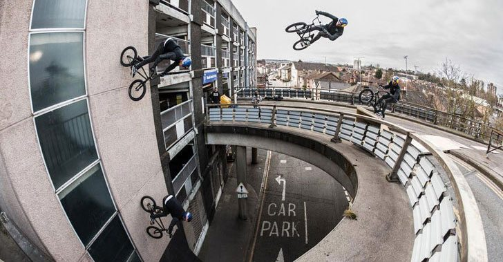 "Sebastian Keep - Jumping Off Bridges On A BMX: The Story Behind ""Walls"""