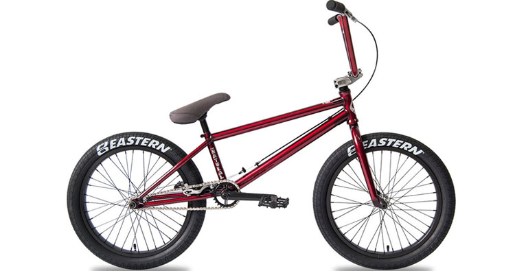 Eastern Bikes – 2017 Complete Bikes, Frames & Parts Catalog