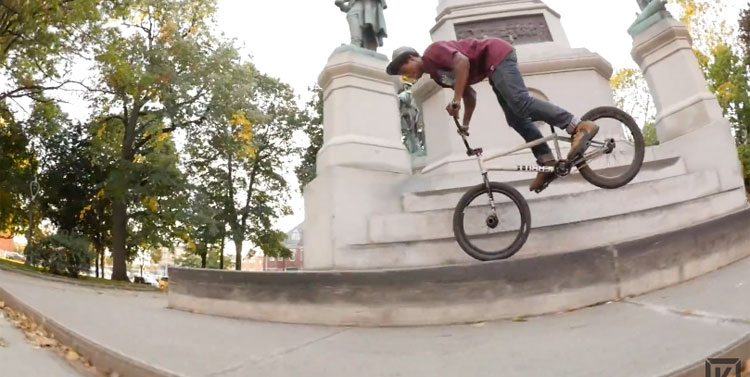 Kink – Casey Starling Shreds Rochester, New York
