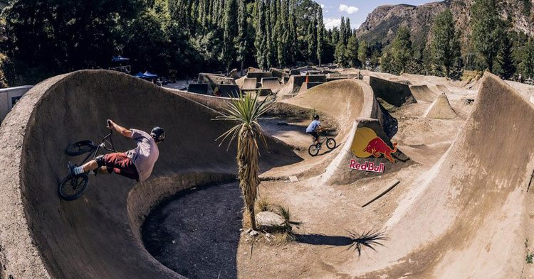 Red Bull - New Zealand BMX Road Trip - Part 3