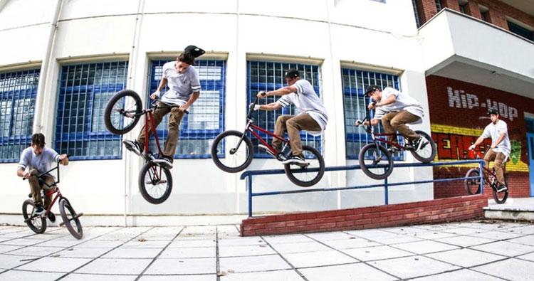RideOn – No Plans SKG 2016 Team Video